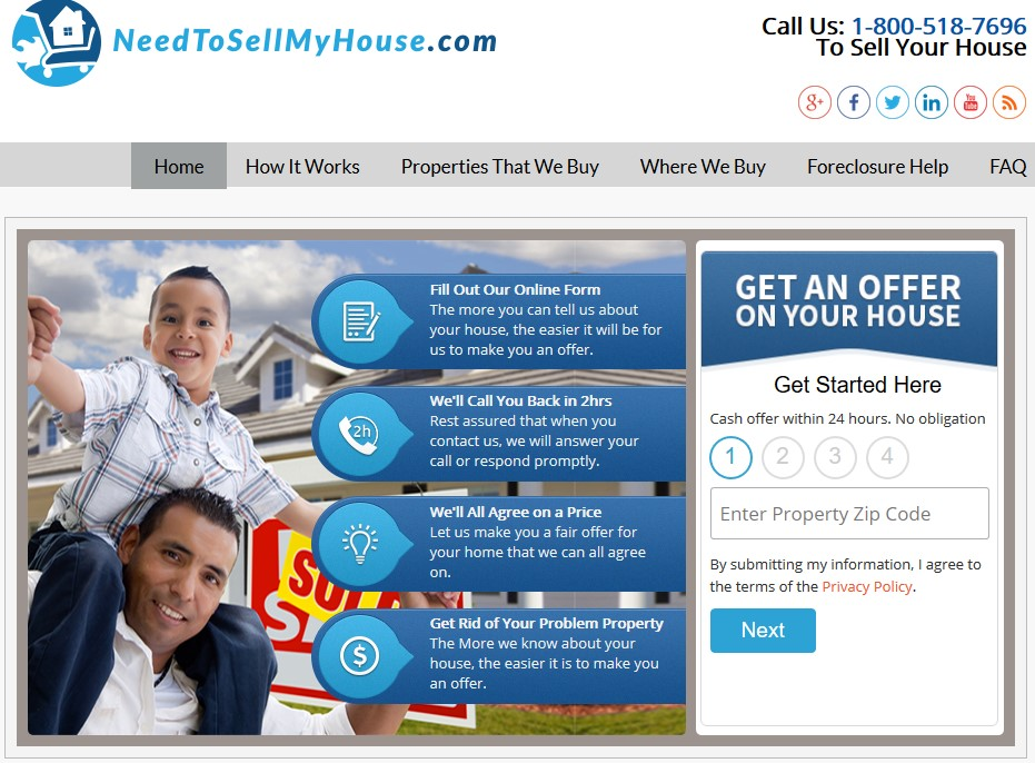 Selling a Home Fast in the U.S
